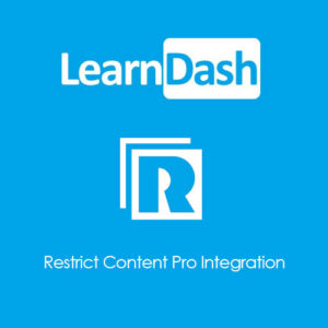 LearnDash LMS Restrict Content Pro Integration